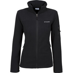 Columbia Fast Trek II Jakke Damer sort